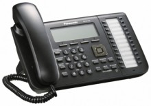 SIP-телефон PANASONIC KX-UT136RUB